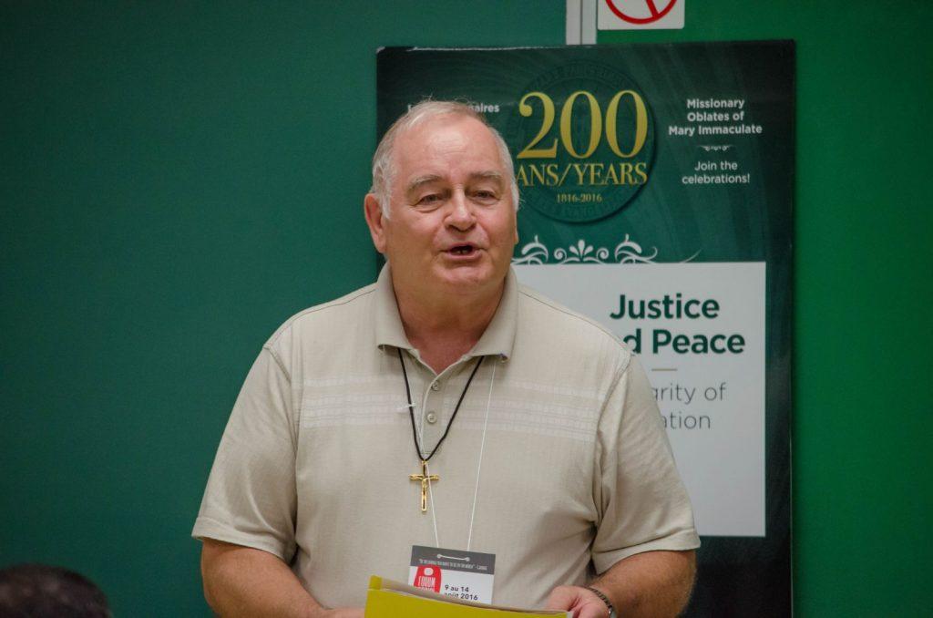 Fr. Ken Foster, OMI