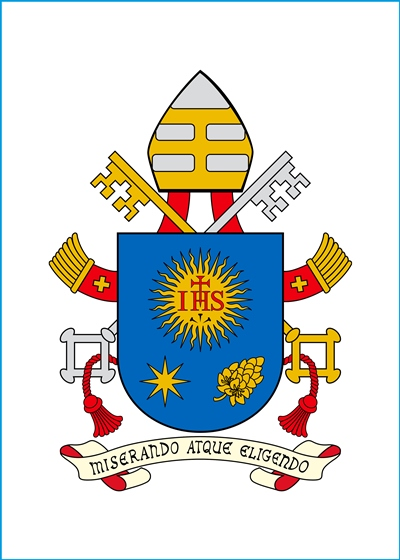 Click on the picture to download the messge of his Holiness Pope Francis